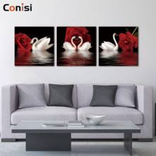 top 9 most popular <b>red rose</b> wall canvas brands and get free shipping