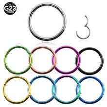 Best value G23 Piercing – Great deals on G23 Piercing from global ...