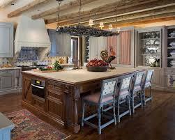 iron pot racks kitchen