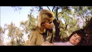 Image result for images of 1960 motion picture blood and roses