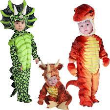 <b>New Triceratops Costume</b> Boys Kids Little T Rex Costume Cosplay ...