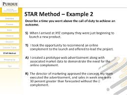 Acing the Interview 15. STAR Method ...