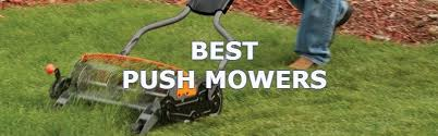 Top 8 Best Manual Push Mowers - Comparison and Reviews ...