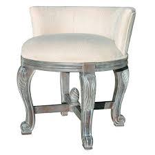 inspiration bathroom vanity chairs: beautiful vanity stool ideas for your bathroom vintage bathroom vanity stool with cream color
