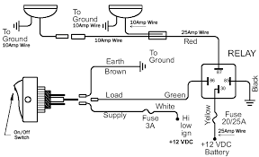 wiring diagram for a 5 pin relay the wiring diagram relay diagrams pirate4x4 4x4 and off road forum wiring diagram