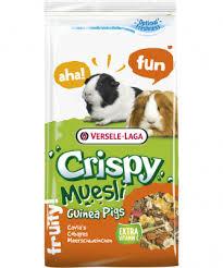 <b>Versele</b>-<b>Laga Crispy Muesli</b> - Guinea Pigs <b>корм</b> для морских свинок ...