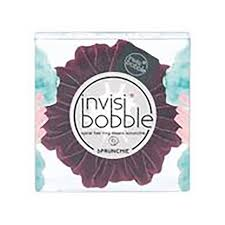 <b>invisibobble Sprunchie</b> Spiral Hair Ring Scrunchie - <b>Red Wine</b> is Fine