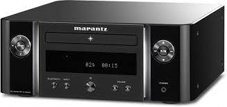 <b>CD</b> - <b>Ресивер Marantz M-CR412</b> Черный от компании Гиганти ...