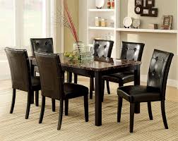dining table great dark color themed wooden kitchen table and chairs solid brown furnishe