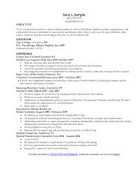 Copies Of Resumes Examples   Free Images Resume Samples Social Services Resume Objective Ex les further