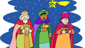 Resultado de imagen de navidad reyes magos