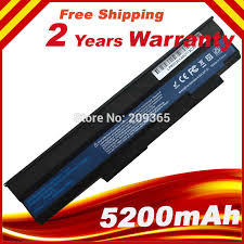Detail Feedback Questions about <b>5200mAh laptop battery for Acer</b> ...