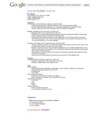 10 creative job applications we love adzuna a google themed resume got eric gandhi an