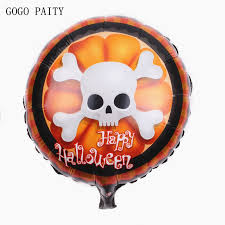 GOGO PAITY The <b>aluminum film</b> Balloon Festival <b>Halloween</b> ...