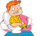 Images & Illustrations of constipate