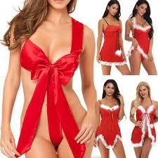 Women's Sexy <b>Lingerie Sleepwear Dress</b> Babydoll Outfit <b>Nightwear</b> ...