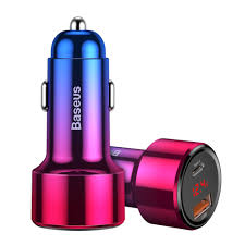 Cell phone USB charger   <b>Baseus Magic Series PPS</b> Car Charger ...