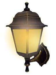 <b>Светильник</b> садово-парковый <b>duwi</b> Lester бра вверх/вниз 380мм ...