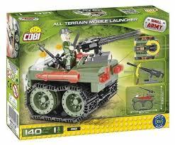 <b>Конструктор Cobi</b> Small Army 2161 Мобильная <b>ракетная установка</b>