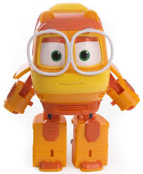 "<b>Robot Trains</b> ""<b>Трансформер Джинни</b>"" - робот-трансформер | 10 см"