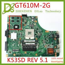<b>KEFU K53SD For Asus</b> K53SD K53S K53E K53SE motherboard ...