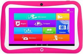 "7"" Детский <b>планшет TurboKids Princess</b> New 8 ГБ розовый"