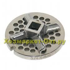 M216 Базовый <b>набор</b> для <b>мясорубки</b> Bosch (нож 9 мм, <b>решетка</b> ...