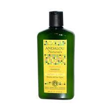 Andalou Naturals <b>Brilliant Shine Shampoo</b> Sunflower and Citrus ...