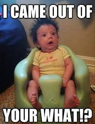 Funny Baby Meme Picture | Funny Joke Pictures | Funny! | Pinterest ... via Relatably.com