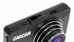 Автомобильный Full HD <b>видеорегистратор CARCAM D5</b>