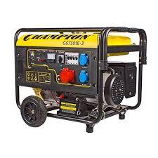 Стоит ли покупать <b>Бензиновый генератор CHAMPION GG7501E</b> ...