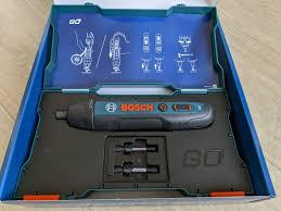 Обзор от покупателя на <b>Отвертка аккумуляторная Bosch GO</b> 2 ...