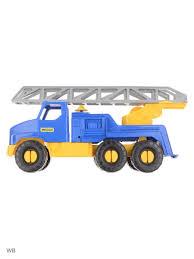Машина <b>City Truck</b> Пожарная Wader. 8330002 в интернет ...