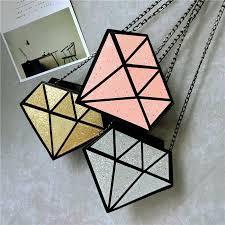 <b>2019 Korean</b> edition fashionable diamond <b>chain</b> small square bags ...