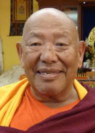Lady Jangchup Palmo. Lobsang Thardo. Lama Wangdu Rinpoche - 15C-LamaWangduRinpoche