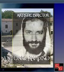 Antonio Rampino Home Page. - titoloartistic