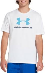 Under Armour Men's <b>Sportstyle</b> Big Logo <b>Graphic T</b>-Shirt | DICK'S ...