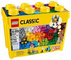 <b>Конструктор LEGO Classic</b> 10698 Большая коробка творческих ...