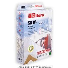 <b>Filtero SIE 04</b> Экстра купить с доставкой. <b>Мешки пылесборники</b> ...