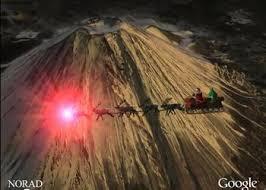Santa@Fuji