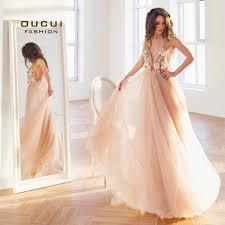 Sexy V Neck <b>Robe De Soiree Longue</b> 2019 Evening Dresses Long ...