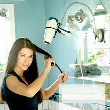 bathroom shelf european style hair dryer hairdryer