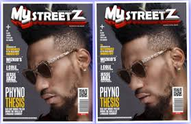 PHYNO BECOMES THE FINAL RAP MUSIC VICTORY STORY ON THE COVER OF MYSTREETZ MAGAZINE. According to Sesan Adeniji, Publisher of Mystreetz Magazine, ... - phyno