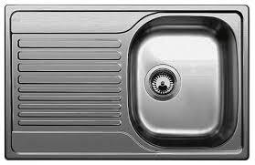Врезная <b>кухонная мойка Blanco Tipo</b> 45S Compact 78х50см ...