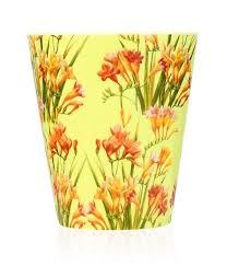 <b>Свеча ароматическая</b> в керамике Цветущая фрезия, <b>Wax Lyrical</b> ...