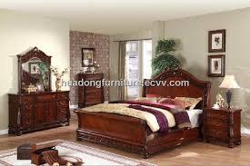 antique wooden bedroom sets hdb009 bedroom furniture china