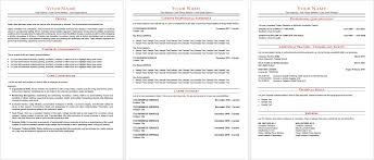 classic resume template design the 1 best selling resume classic resume template design
