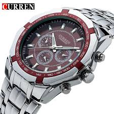 Casual Military Quartz Sports Wristwatch <b>30m</b> Waterproof <b>Fashion</b> ...