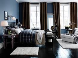 red wall paint black bed: full size of bedroomred wall paint color red sleeper sofa dark brown wooden drawers