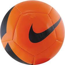 <b>Мяч футбольный NIKE Pitch</b> Team р.5, оранжевый купить ...
